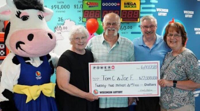 Lotteria vinta e promessa mantenuta 30 anni dopo