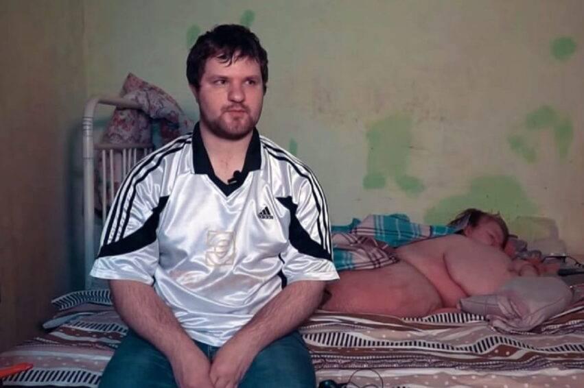 Morta la più pesante donna Russa