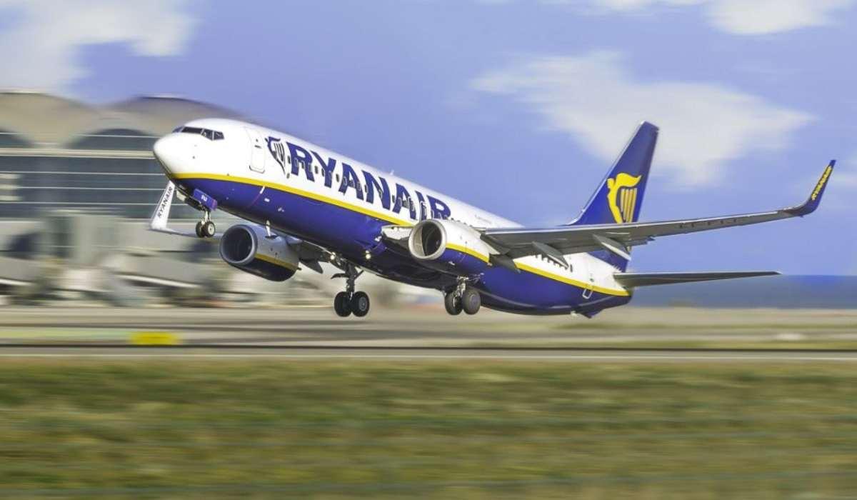 Paura sul volo Ryanair da Vienna