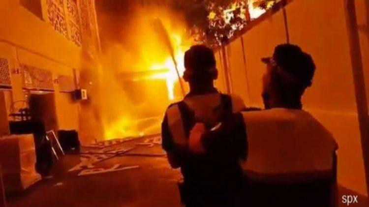 incendio hotel