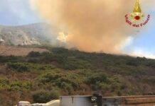 disastro in Sardegna