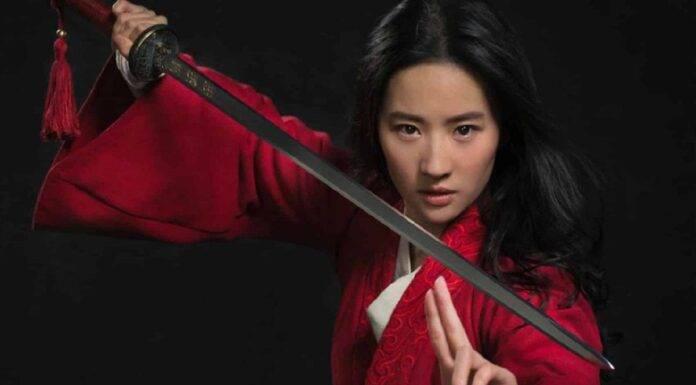 live-action di Mulan