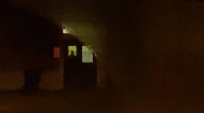 ombra scuola fantasma