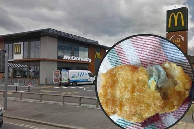 Mascherina chirurgica nella crocchetta di McDonald's, bimba rischia il soffocamento