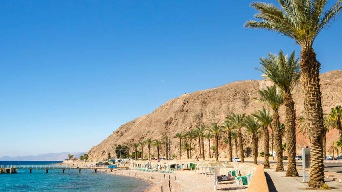 Spiaggia Mar Rosso