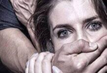 stupro donna