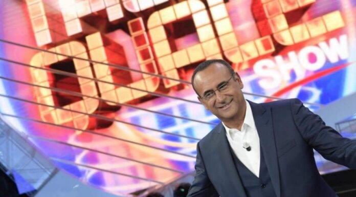 Carlo Conti a Tale e Quale