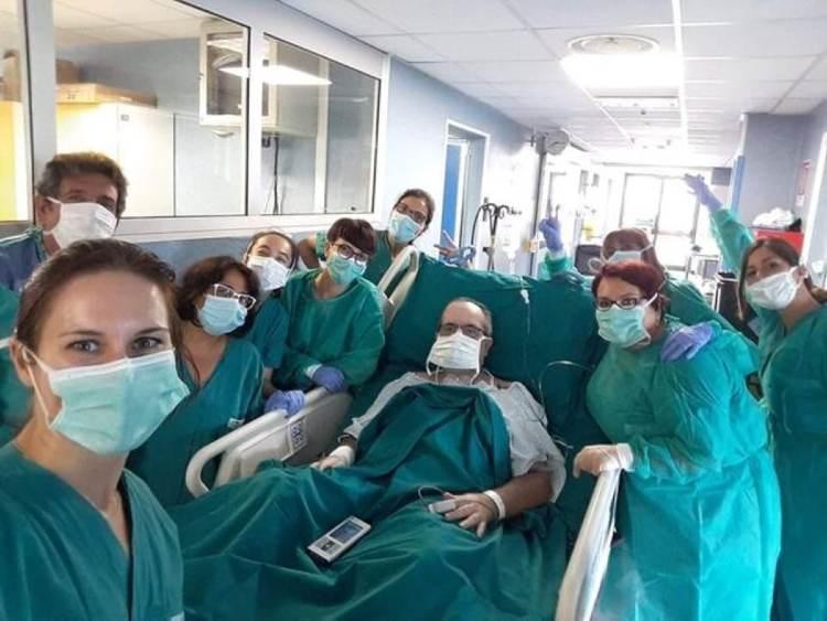 Gianfranco Medicini terapia intensiva