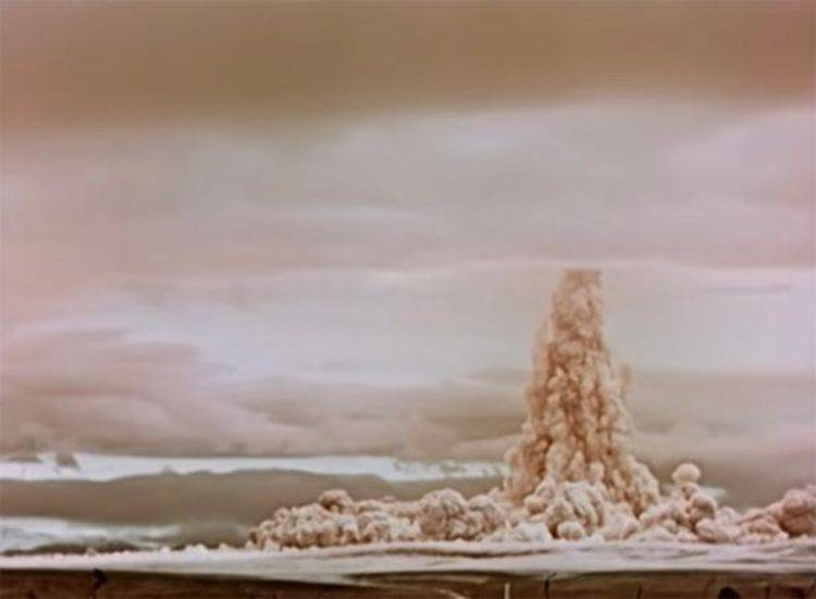 tsar bomba russia