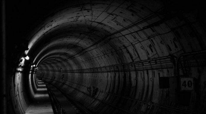 tunnel stretto di messina