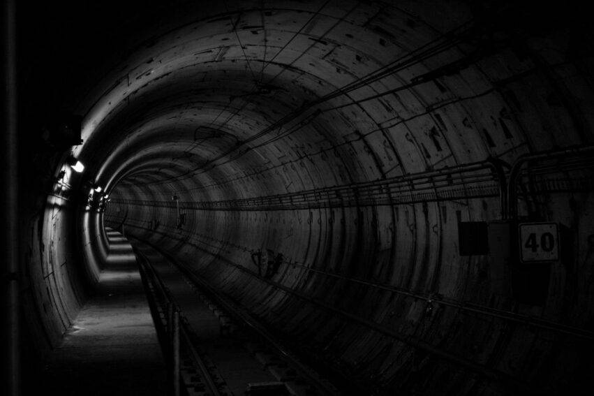 tunnel stretto di messina
