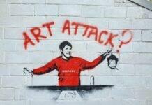 La risposta di Banksy