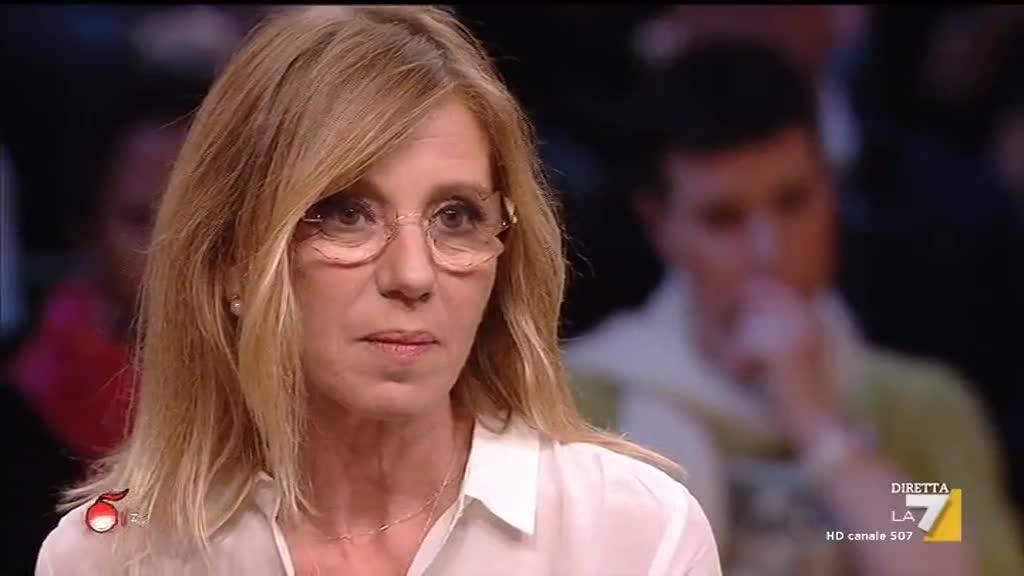"""La De Gregorio contro Sallusti a DiMartedì: """"Non puoi chiamarmi Concita, perché io non ti chiamo Alessandro"""""""