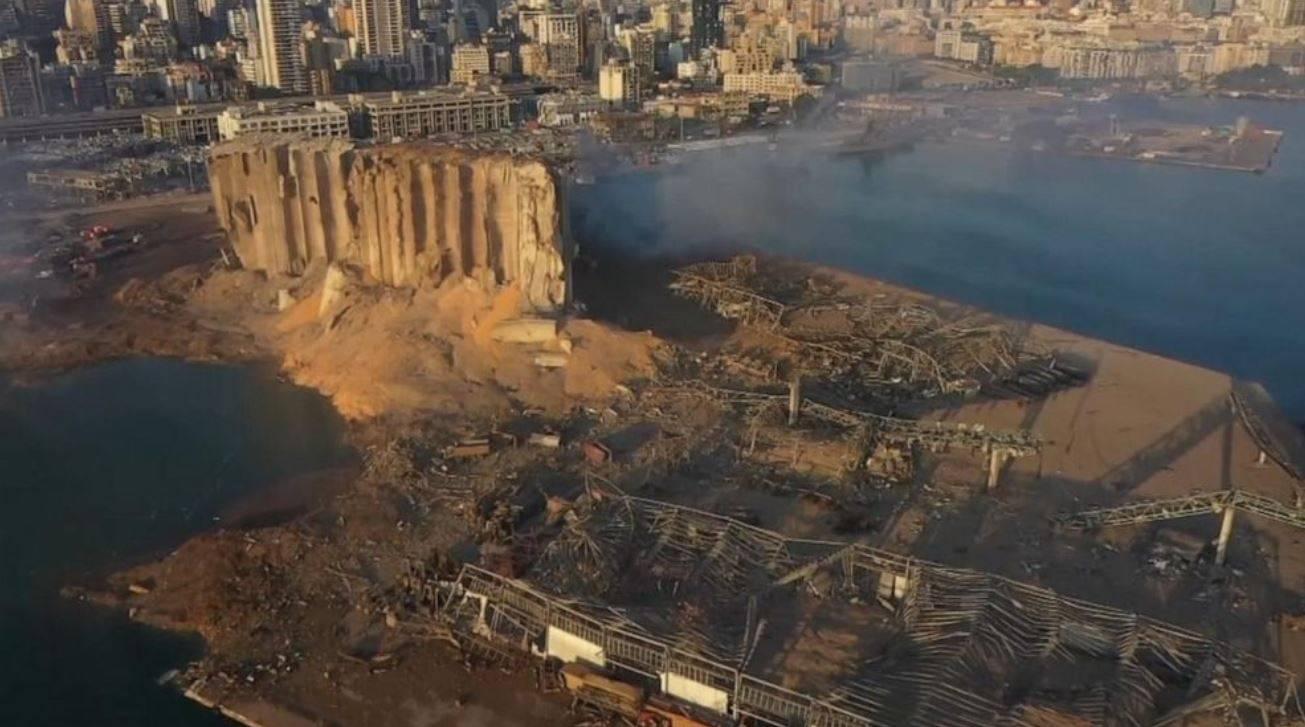 segnali di vita a Beirut a 30 giorni dall'esplosione