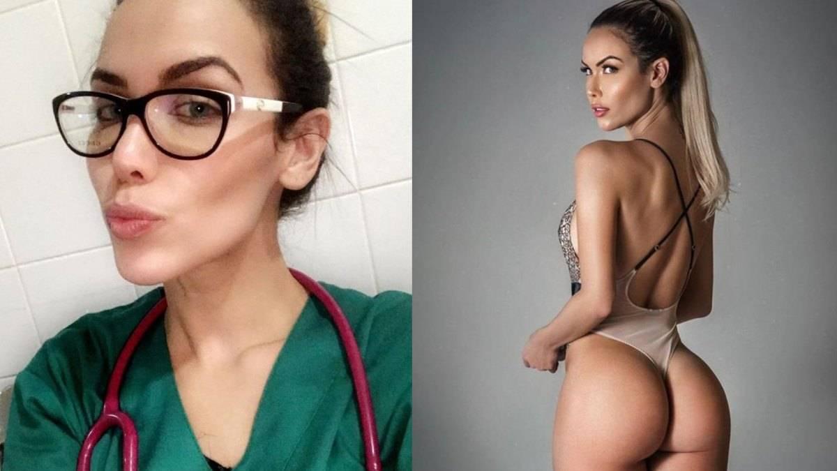 Discriminata perché bella e donna: la storia di Rayane, modella e medico che non trova lavoro a causa del lato B