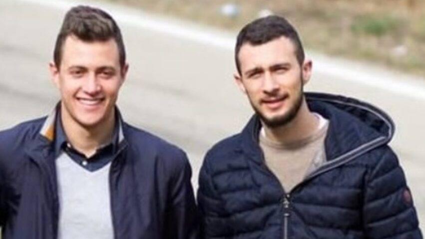 I fratelli Gennero, morti nel cuneese