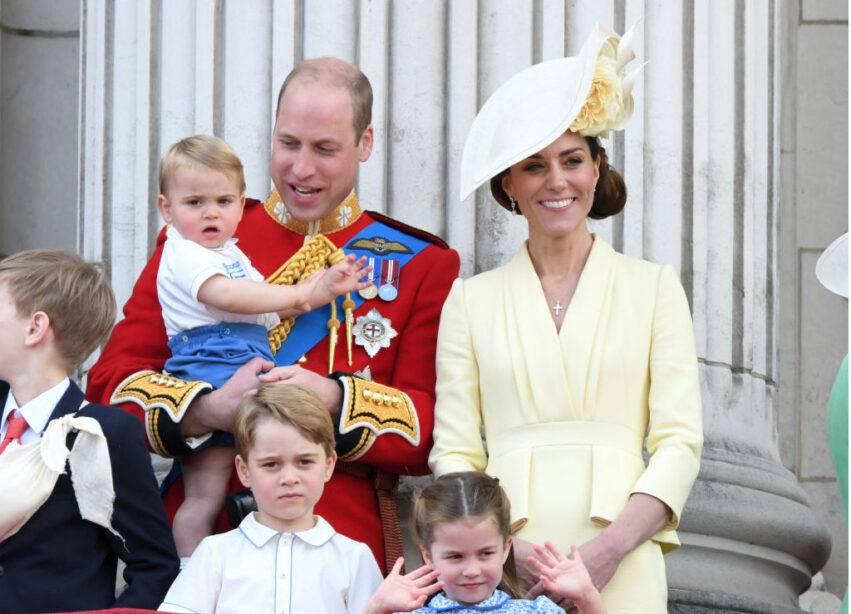 Kate Middleton e famiglia
