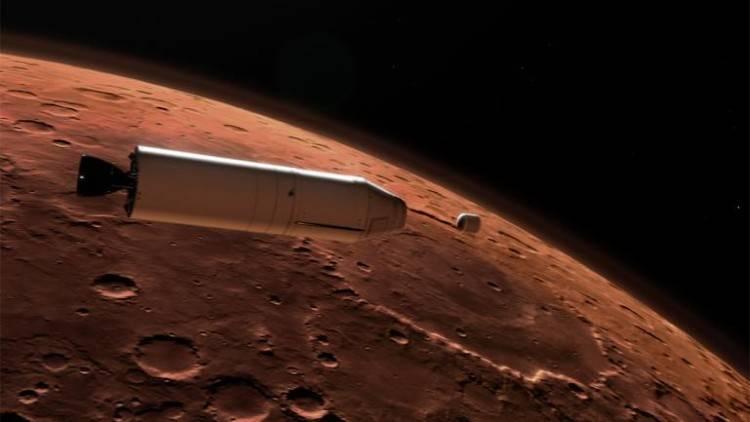 forme di vita su Marte