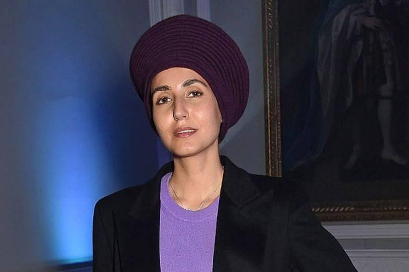 La nipote di Osama Bin Laden