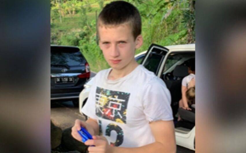 ritrovato morto 14enne scomparso