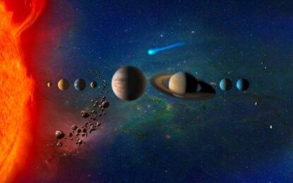 Sistema solare forme di vita
