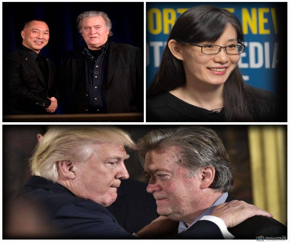 """Coronavirus creato in laboratorio? Dietro lo """"studio"""" Steve Bannon e un miliardario fuggito dalla Cina"""