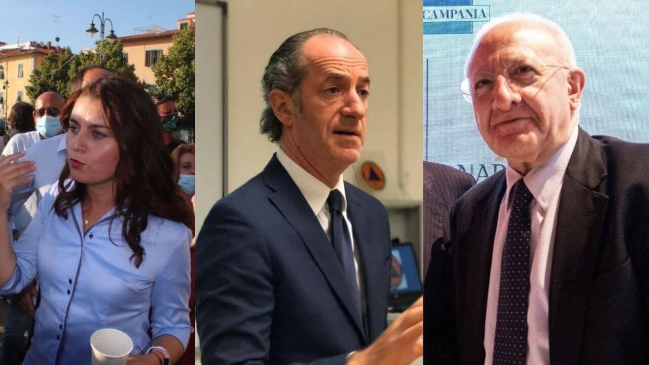 Elezioni regionali 2020 e referendum: 3 3 tra centodestra e centrosinistra. Sconfitti Movimento 5 Stelle e Salvini