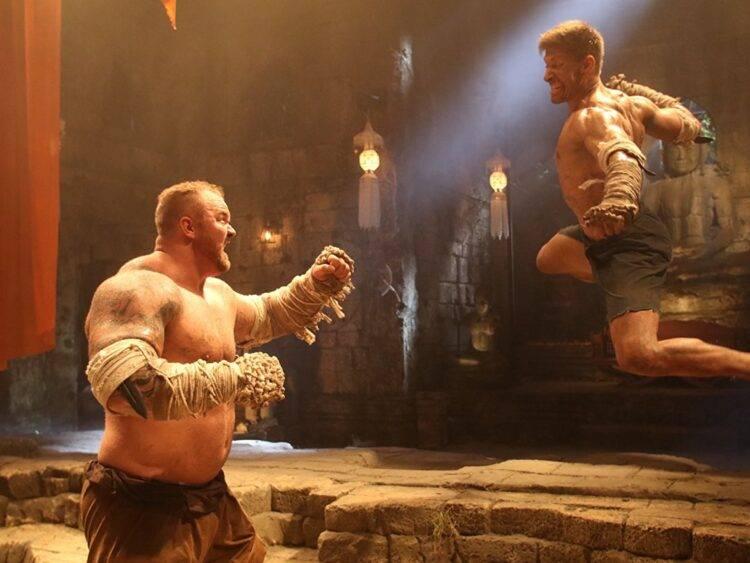 Kickboxer: Retaliation: attenzione alle scene durante i titoli di coda