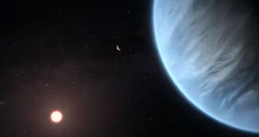 una mappa delle stelle dalle quali gli alieni potrebbero vedere la terra