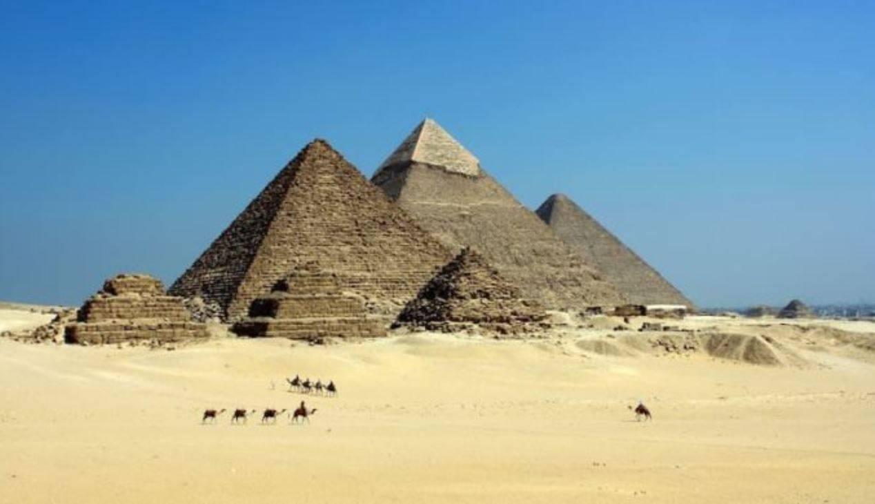 Cammelli e cavalli banditi dalle visite alle piramidi di Giza: svolta storica, esultano gli animalisti