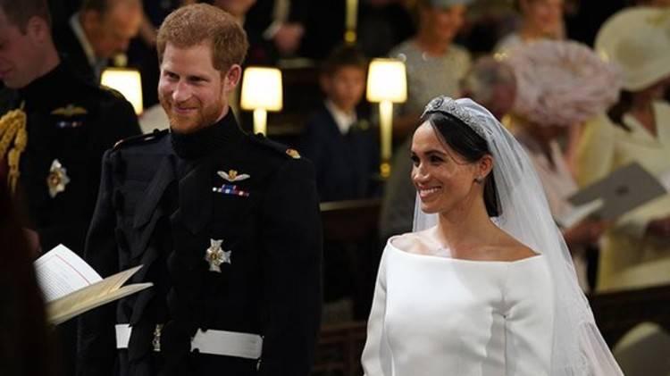 Principe harry meghan matrimonio