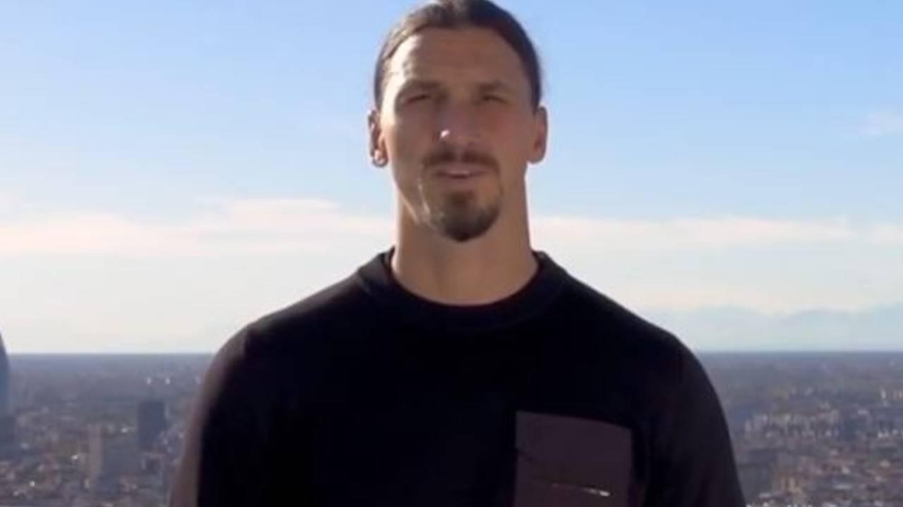 """""""Il virus mi ha sfidato ed io ho vinto. Ma tu non sei Zlatan, non sfidare il virus"""": la campagna della Lombardia"""
