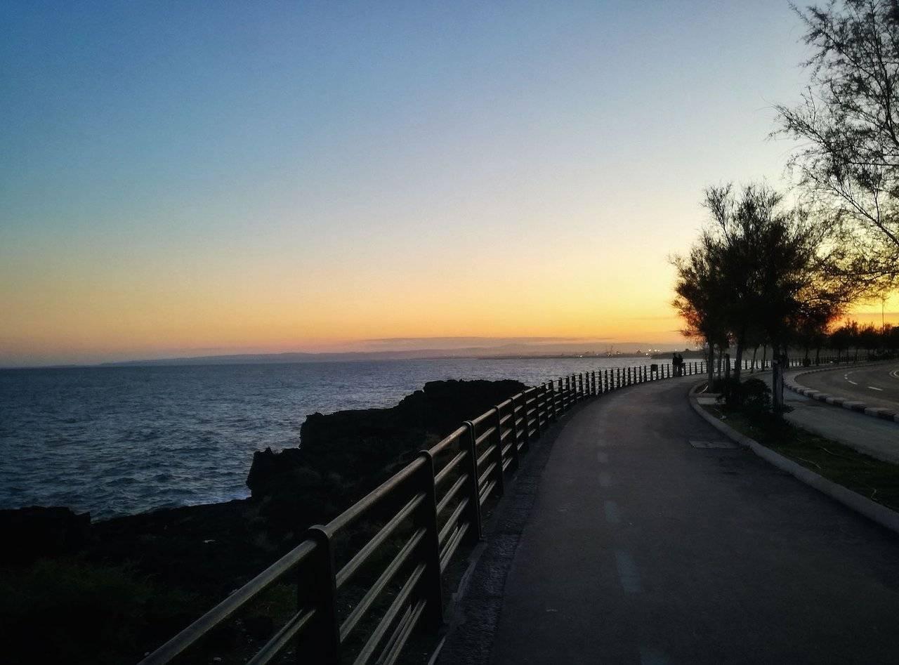 Dramma sul Lungomare: cicloamatore 53enne muore, colpito da arresto cardio circolatorio