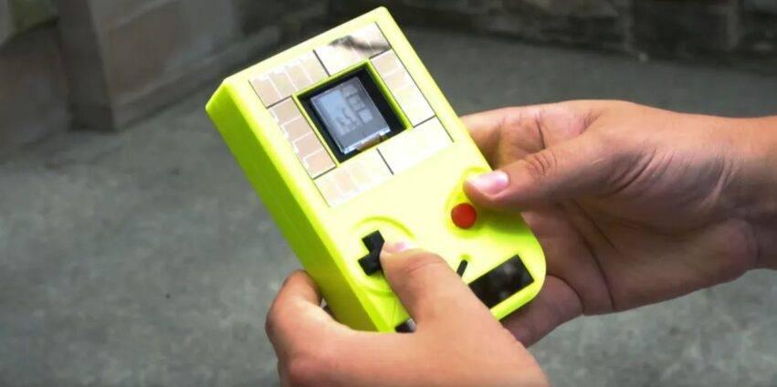 funziona senza batterie
