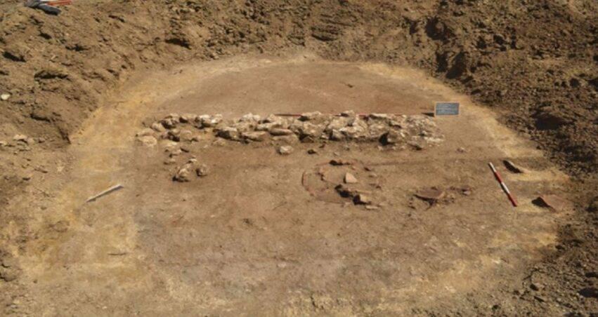 sito archeologico da presitoria a medioevo
