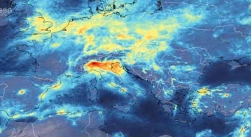 correlazione tra covid e smog?