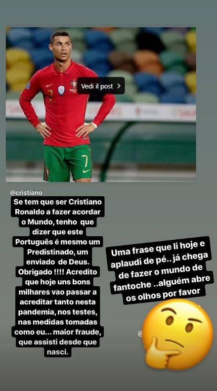 Katia Aveiro su Instagram