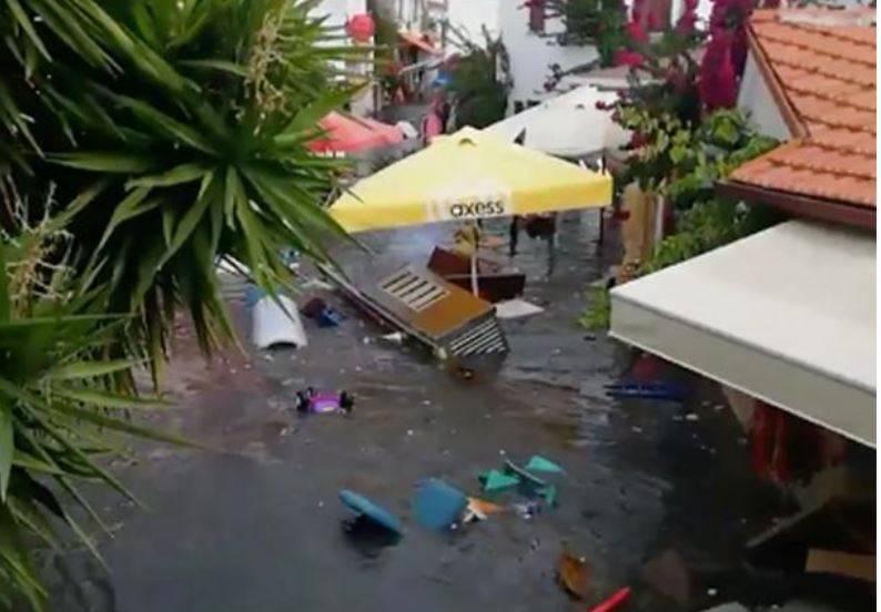 Tsunami del 30 ottobre 2020