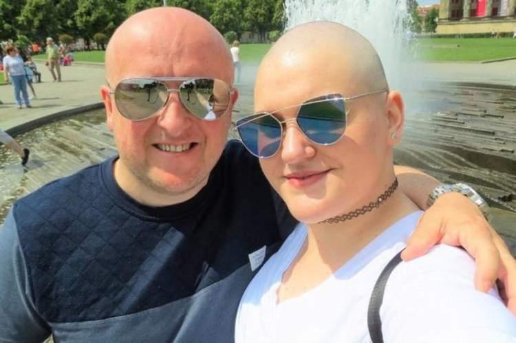toni standen cancro matrimonio