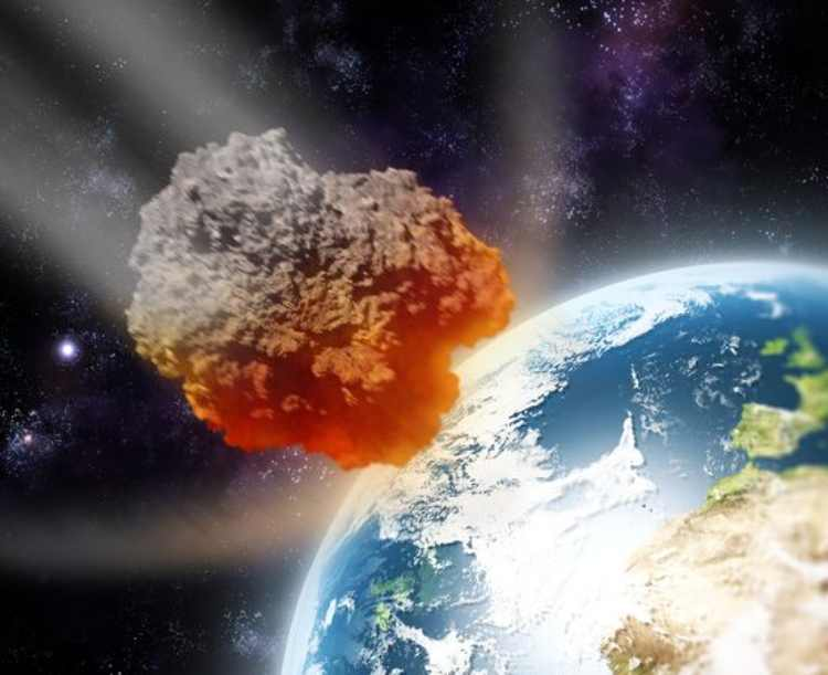 asteroide terra natale