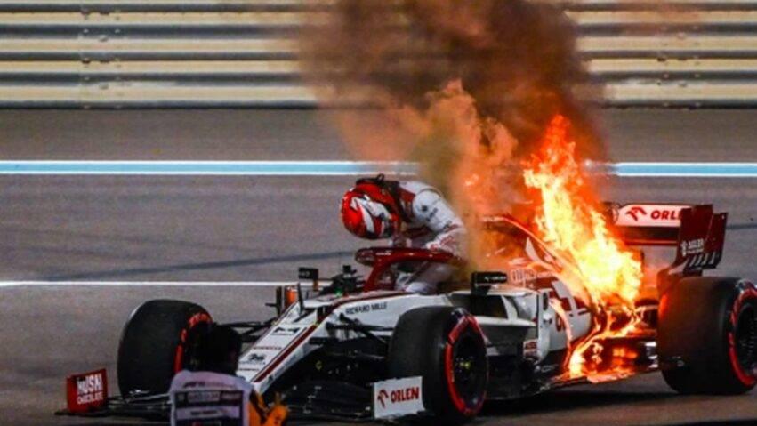 incendio raikkonen