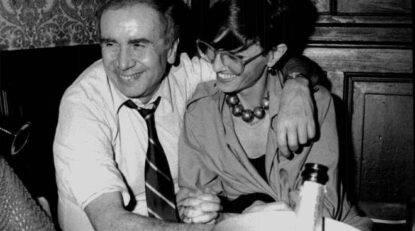 Enzo Tortora e Francesca Scopelliti