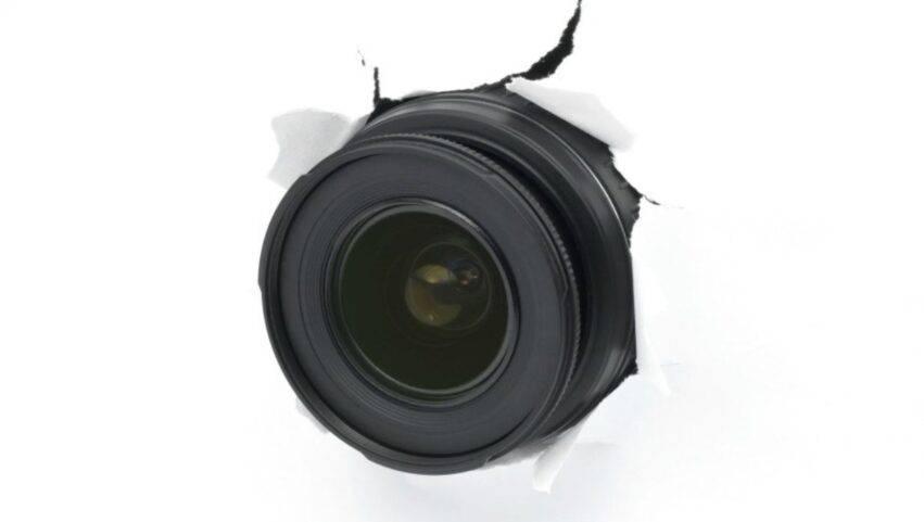 telecamera nascosta