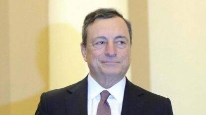 Mario Draghi-Bozza nuovo Dpcm