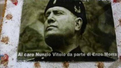 Napoli- Festeggiamenti Nunzio Vitolo