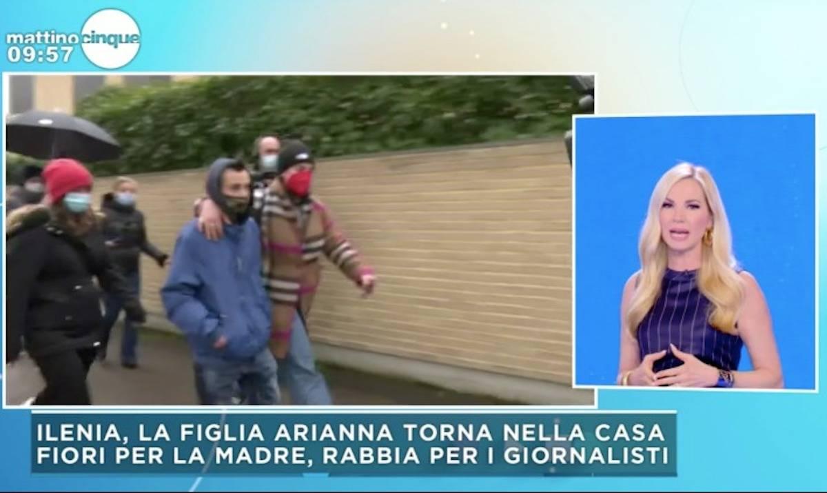 Caso Fabbri-Aggressione troupe Canale 5