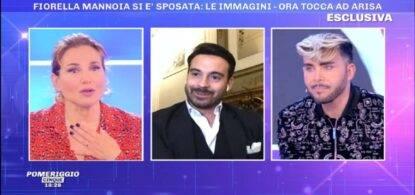 Pomeriggio 5-Giacomo Urtis
