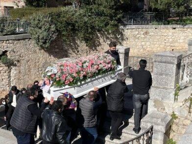 Roberta Siragusa funerali