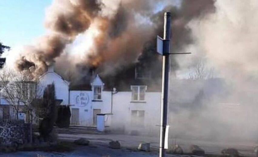 distrutto hotel