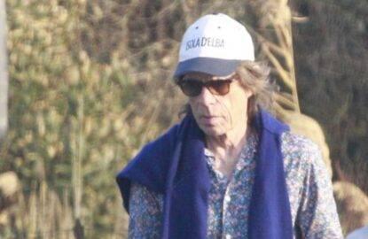 Mick Jagger Agrigento